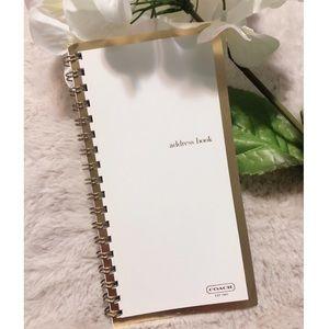 COACH | Address Book